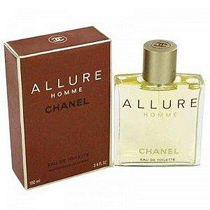 Allure Homme Eau de Toilette Chanel 50ml - Perfume Masculino