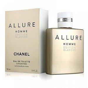 Allure Homme Edition Blanche Chanel Eau de Parfum 100ml - Perfume Masculino
