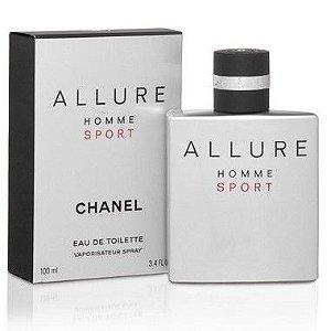 Allure Homme Sport Chanel Eau de Toilette 150ml - Perfume Masculino