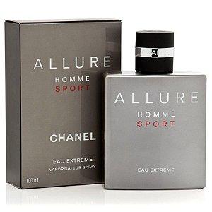 Allure Homme Sport Eau Extreme Chanel 100ml - Perfume Masculino