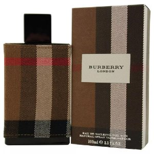 Burberry London Eau de Toilette 100ml - Perfume Masculino