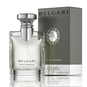 Bvlgari Pour Homme Eau de Toilette 100ml - Perfume Masculino