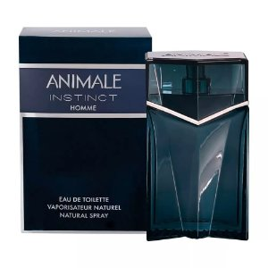Animale Instinct Homme Eau de Toilette 50ml - Perfume Masculino