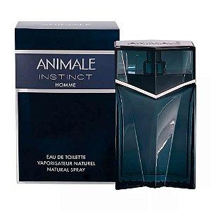 Animale Instinct Homme Eau de Toilette 100ml - Perfume Masculino