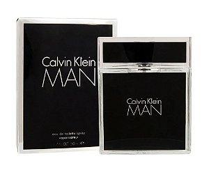 Calvin Klein Man Eau de Toilette 100ml - Perfume Masculino