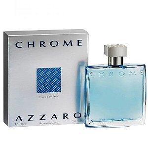 Azzaro Chrome Eau de Toilette 100ml - Perfume Masculino