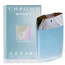 Azzaro Chrome Sport Eau de Toilette Azzaro 50ml - Perfume Masculino