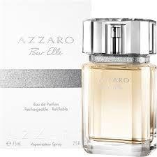 Azzaro Pour Elle Eau de Parfum 50ml - Perfume Feminino