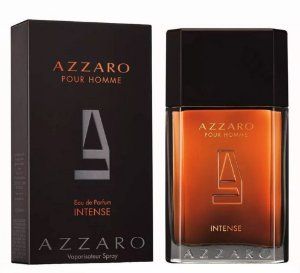 Azzaro Pour Homme Intense Eau de Parfum 50ml - Perfume Masculino
