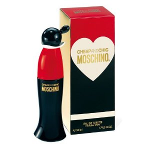 Cheap and Chic Eau de Toilette Moschino 50ml - Perfume Feminino