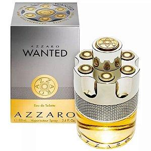 Azzaro Wanted Eau de Toilette 50ml - Perfume Masculino