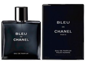 Bleu de Chanel Eau de Parfum Pour Homme 50ml - Perfume Masculino