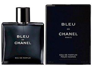 Bleu de Chanel Eau de Parfum Pour Homme 100ml - Perfume Masculino