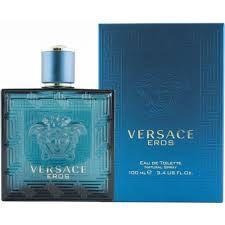 Versace Eros Eau de Toilette Versace 100ml - Perfume Masculino