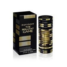 The Brilliant Game Eau de Toilette Davidoff 40ml - Perfume Masculino