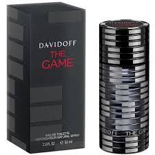 The Game Eau de Toilette Davidoff 40ml - Perfume Masculino