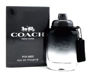 Coach For Men Eau de Toilette 100ml - Perfume Masculino