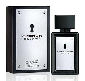 The Secret Eau de Toilette Antonio Banderas 30ml - Perfume Masculino
