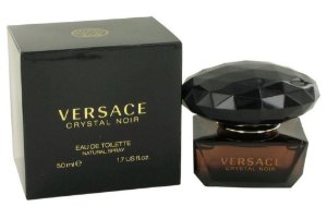 Crystal Noir Versace Eau de Toilette 50ml - Perfume Feminino