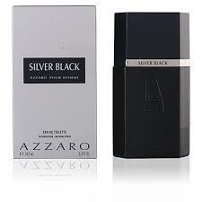 Silver Black Eau de Toilette Azzaro - 100ml Perfume Masculino