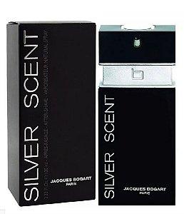 Silver Scent  Jacques Bogart Eau de Toilette 100ml - Perfume Masculino