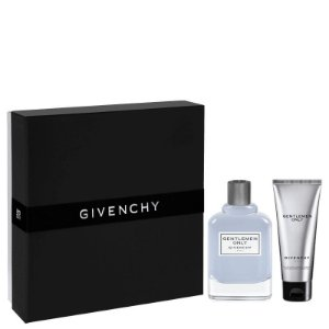 Kit Gentlemen Only Givenchy Eau de Toilette 100ml + Gel de Banho 75ml - Masculino