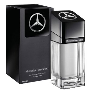 Mercedes-Benz Select Eau de Toilette 100ml - Perfume Masculino