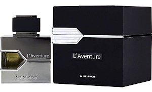 L'Aventure Eau de Parfum Al Haramain 100ml - Perfume Masculino