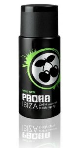 Desodorante Pacha Ibiza Wild Sex Body Spray 150ml - Masculino