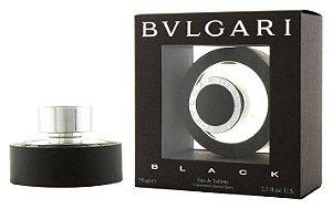 Bvlgari Black Eau de Toilette 75ml - Perfume Unissex