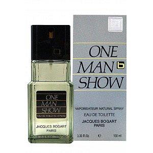 One Man Show Eau de Toilette Jacques Bogart 100ml - Perfume Masculino