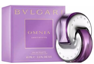 Omnia Amethyste Eau de Toilette Bvlgari 65ml - Perfume Feminino