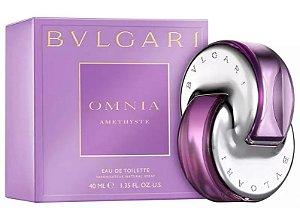 Omnia Amethyste Eau de Toilette Bvlgari 40ml - Perfume Feminino