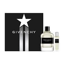 Kit Coffret Gentleman Givenchy Eau de Toilette 100ml, Eau de Toilette 15ml Spray Viagem - Masculino