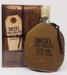 Diesel Fuel For Life Eau de Toilette 125ml - Perfume Masculino