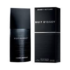 Nuit D'Issey Eau de Toilette Issey Miyake 125ml - Perfume Masculino