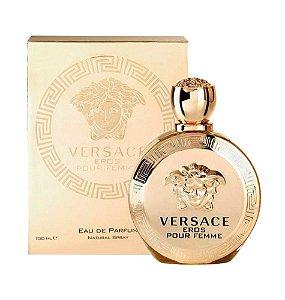 Eros Pour Femme Eau de Parfum Versace 50ml - Perfume Feminino
