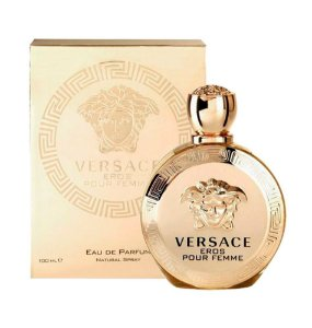 Eros Pour Femme Eau de Parfum Versace 30ml - Perfume Feminino