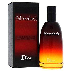 Fahrenheit Dior Eau de Toilette 50ml - Perfume Masculino