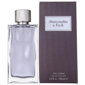 First Instinct Abercrombie & Fitch Eau de Toilette 100ml - Perfume Masculino