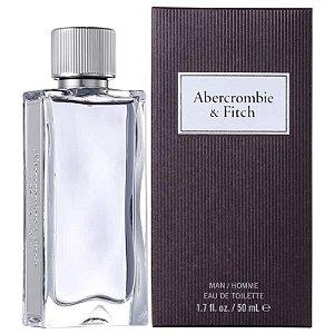 First Instinct Abercrombie & Fitch Eau de Toilette 50ml - Perfume Masculino