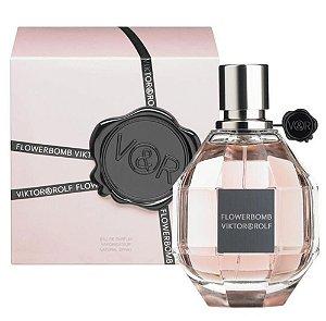 Flowerbomb Viktor & Rolf Eau de Parfum 100ml - Perfume Feminino