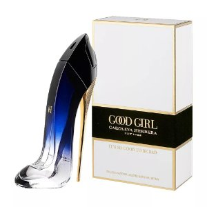 Good Girl Légère Carolina Herrera Eau de Parfum 80ml - Perfume Feminino