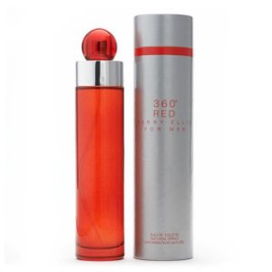 360º Red Eau de Toilette Perry Ellis 100ml - Perfume Masculino