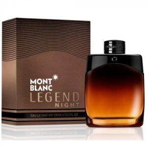 Legend Night Eau de Parfum Montblanc 100ml - Perfume Masculino