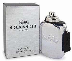 Coach Platinum Eau de Parfum 100ml - Perfume Masculino