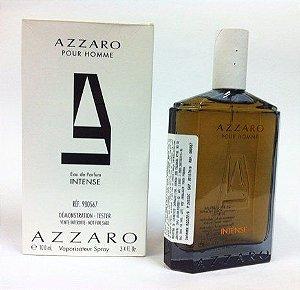Tester Azzaro Pour Homme Intense 100ml Eau de Parfum - Perfume Masculino