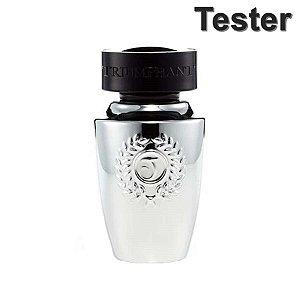 Tester Silver Glory Triumphant Eau de Toilette 100ML - Perfume Masculino