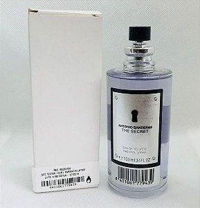 Tester The Secret Antonio Banderas edt 100ml - Perfume Masculino