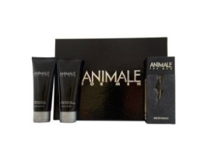 Kit Animale For Men Eau de Toilette 100ml + Gel de Banho 100ml + Pós-Barba 100ml - Masculino